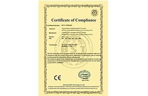 奥利狄荣誉-CE认证