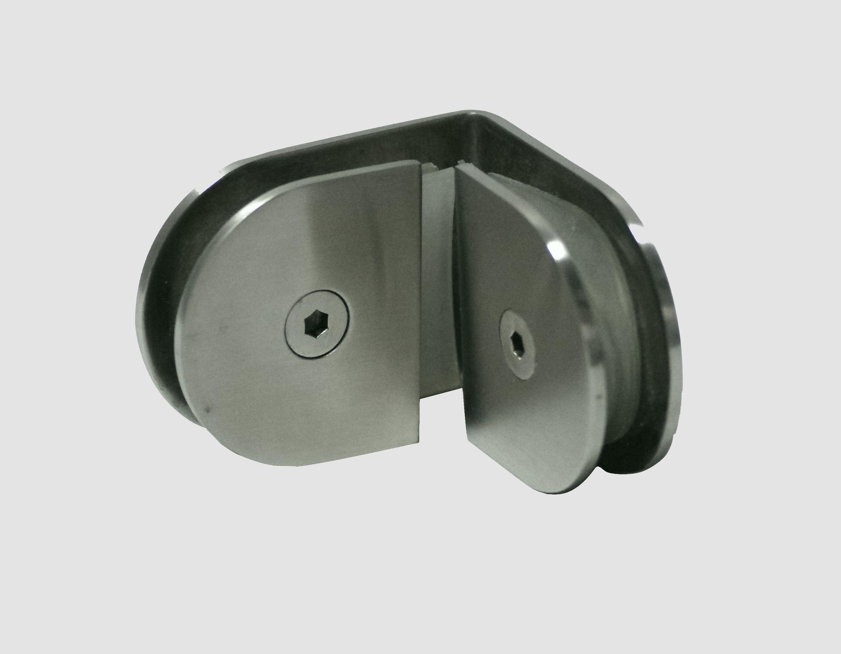 不锈钢玻璃夹GL205