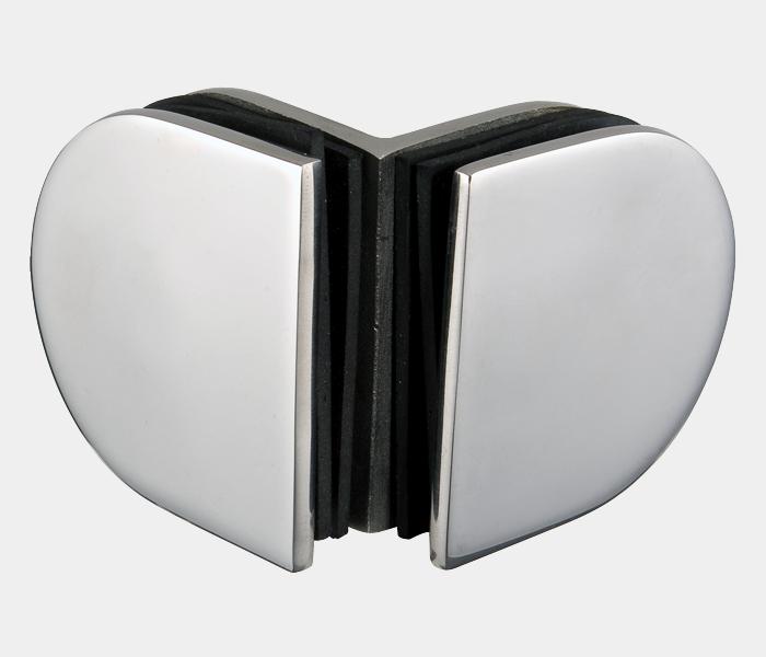 圆角玻璃夹 BLD-G5